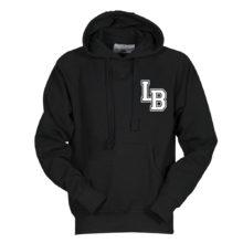 Black hoodie – Brutal University