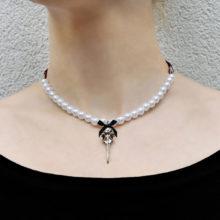 Deadly Elegant – Black Pearl