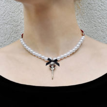 Deadly Elegant – Red Pearl