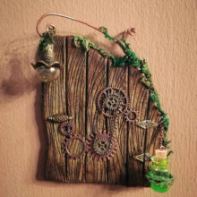 Alchemy Fairy Door